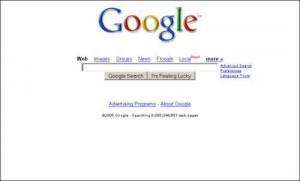 Google 2005